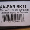 KA-BAR Becker BK11