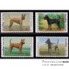 แสตมป์สัปดาห์สากลแห่งการเขียนจดหมาย ปี 2536 ชุด สุนัขไทย (ยังไม่ใช้)