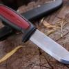 มีดใบตาย MoraKniv Pro C Carbon Steel Blade Sweden ด้ามสีแดง ของแท้ 100%