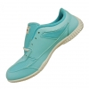 รองเท้าผ้าใบ GIGA สีฟ้าล้วน