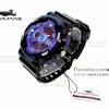 นาฬิกา US submarine Adventure Protector รุ่น TP3163M หน้าปัดสีม่วง-ฟ้า