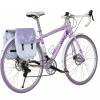 !!!SALE!!!จักรยาน ทัวร์ริ่ง เฟรมอลู WCI Freedom 14speed (700C) มีสีม่วง