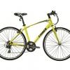 จักรยานไฮบริด Trinx P501 เฟรมอลู 24 สปีด ดุมแบร์ริ่ง Novatec 2016