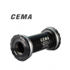 กะโหลก CEMA BB Adapter Series-Interlock ,SRC-BT-BB38624B สีดำ (BB386 to 24)
