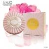 AINUO Rose Whitening Flawless Petal Pressed Powder 17g