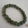 กำไลหยกสีเขียวเข้ม(Burma jade bracelet)