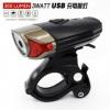 ไฟหน้า Raypal USB rechargable ,RPL-2269