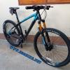 จักรยานเสือภูเขา TRINX H1000 CARBON ,20 สปีด ล้อ 27.5 ล้อแบร์ริ่ง ปี 2017