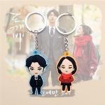 พวงกุญแจ Gong Yoo & Kim Go Eun