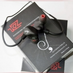 Kz Zs3 หูฟัง Inear รูปทรง Custom ถอดสายได้ เสียงดี ราคาประหยัด