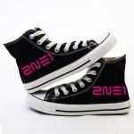 รองเท้าผ้าใบหุ้มข้อ 2NE1
