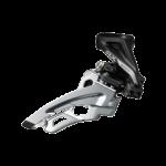 ตัวสับจาน SLX, FD-M7000-10-H, 10-Speed, แคล้มป์บน, Side swing, 31.8MM