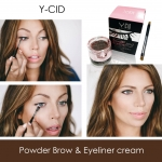 Y-CID Powder Brow and Eyeliner Cream
