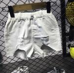 กางเกง สีขาว แพ็ค 5 ชุด ไซส์ 7-9-11-13-15