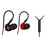 หูฟัง Mee Audio (Meelectronics) Sport Fi S6P แบบมีไมค์ หูฟังออกกำลังกาย แถมฟรี ArmBand หูฟังกันเหงื่อและละอองน้ำได้