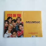 อัลบั้ม #GOT7 - EYES ON YOU On ver. (สีแดง)