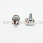 Volume 1MA 1ชั้น แกน17mm (Potentiometer)
