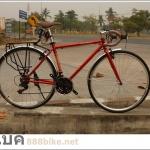 จักรยานเสือหมอบ TIGER TOURING 21 สปีด เฟรมเหล็กไฮเทน 2015(พัสดุธรรมดา หรือ EMSเท่านั้น)