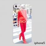 EXO KRIS เคส iphone 4s/5s