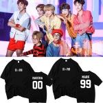 เสื้อยืด (T-Shirt) NCT DREAM - We Young (ชื่อเมมเบอร์)