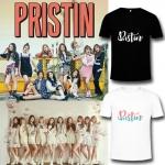 เสื้อยืด (T-Shirt) PRISTIN