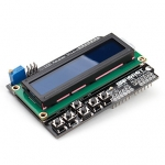 LCD Keypad Shield For Arduino