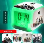 นาฬิกาปลุกลูกเต๋า MONSTA X - THE CODE