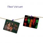 แผ่นรองเม้าส์ Red Velvet - BADBOY