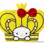 กระเป๋ามงกุฎคิตตี้ New 2010 McDonald's HK Hello Kitty The Cosplay Party - Kitty crown Bag