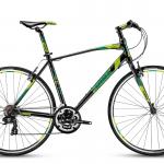 จักรยานไฮบริด TRINX FREE 1.0 ,21 สปีด เฟรมอลูซ่อนสาย 700c 2017