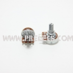 Volume 2KB 1ชั้น แกน17mm (Potentiometer)