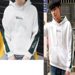 เสื้อฮู้ด (Hoodie) White แบบ Hu Yi Tian ในซีรี่ย์ A Love So Beautiful