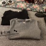 เสื้อ สีดำ แพ็ค 5 ชุด ซส์ 7-9-11-13-15 สำเนา