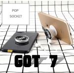 Pop Socket ที่ติดโทรศัพท์ตั้งได้ GOT7