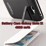 Battery Case for Galaxy Note 2 N7100 4800 mAh