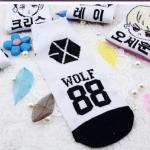 ถุงเท้า EXO WOLF88