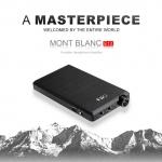 FiiO E12 Mont Blanc แอมป์พกพาระดับพรีเมี่ยม พลังขับมหาศาล