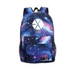 กระเป๋าสะพายกระเป๋าเป้สะพายหลังกระเป๋านักเรียน EXO