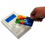 การ์ดมายแฟร์ 1 K สกรีนบัตร access พิมพ์แบบลูกค้า