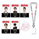 สายคล้องบัตร BIGBANG (ระบุศิลปินที่ช่องหมายเหตุ)