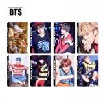LOMO Card BTS - Love Yourself (เมมเบอร์)