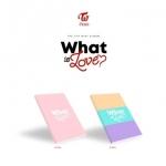 อัลบั้ม TWICE - WHAT IS LOVE ? [A/B VER.]