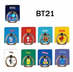 แหวนคล้องนิ้ว (iring) BTS - BT21 (ver.2)