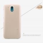 Case HTC Desire 526 ยี่ห้อ Nillkin รุ่น Super Frosted สีทอง