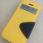 Case iPhone 5s / iPhone 5 ยี่ห้อ Roar สีเหลือง