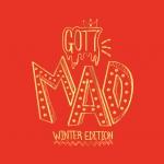 GOT7 - Mini Album Repackage [MAD Winter Edition] Happy Ver.