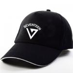 หมวกสีดำ #Seventeen