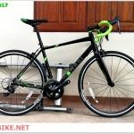 จักรยานเสือหมอบ MASI ALARE 18 สปีด เฟรมอลู ตะเกียบคาร์บอน 2017