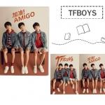 สมุด TFBOYS - AMIGO