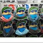 ผ้าบัฟอย่างดี Headwear SportFashion รุ่น 46866 เนื้อผ้าเกรด A
